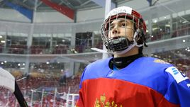 Внук Билялетдинова играет за сборную России. Пока - юниорскую