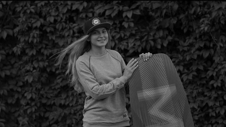 Скончалась 15-летняя русская сноубордистка Дарья Гумен