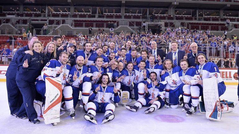Британия в элите мирового хоккея! Невероятно, но это правда