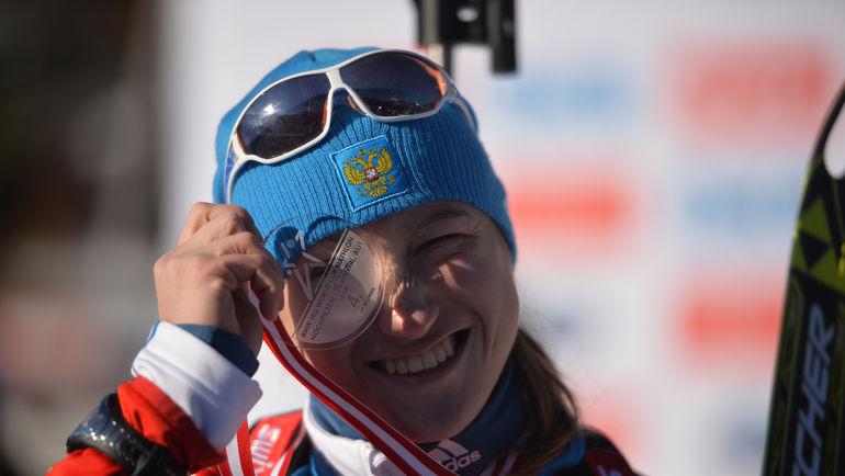 Русская биатлонистка Подчуфарова завершила карьеру в25 лет