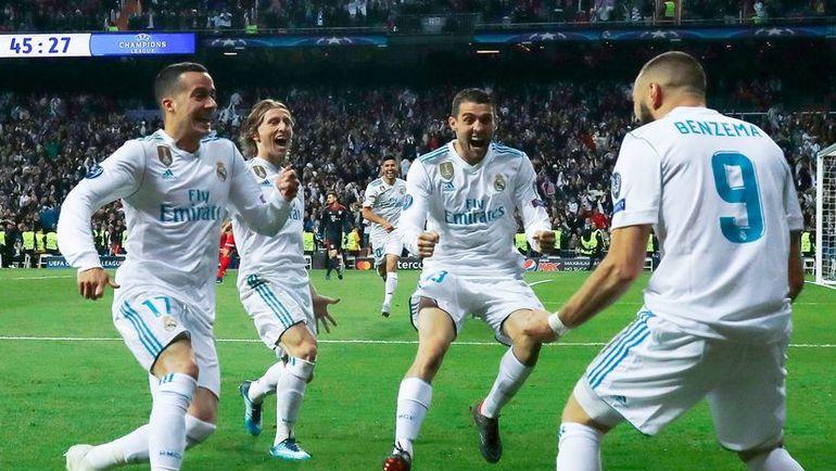 «Реал» сыграл вничью с «Баварией» и вышел в финал Лиги чемпионов (Видео)