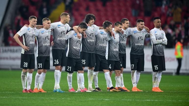 «Уфа» и«Арсенал» подали заявки налицензирование для участия вЛиге Европы