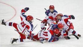 Круче взрослых: 11-летние воспитанники ЦСКА выиграли