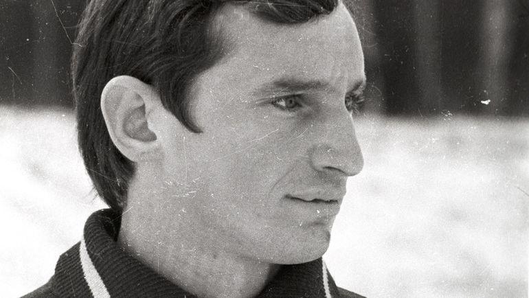 1970-е. Юрий ГАВРИЛОВ.