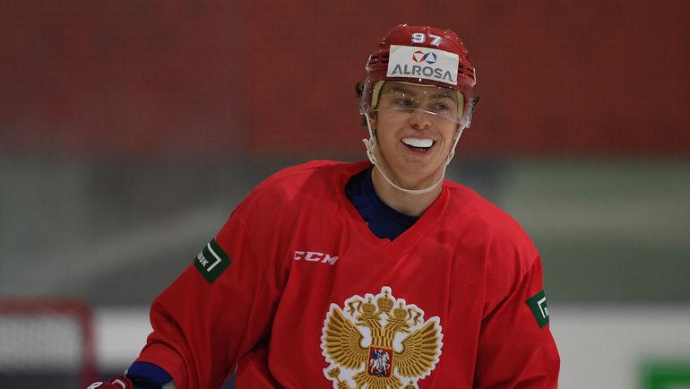 Сборная РФ внесла вначальную заявку наЧМ 17 хоккеистов