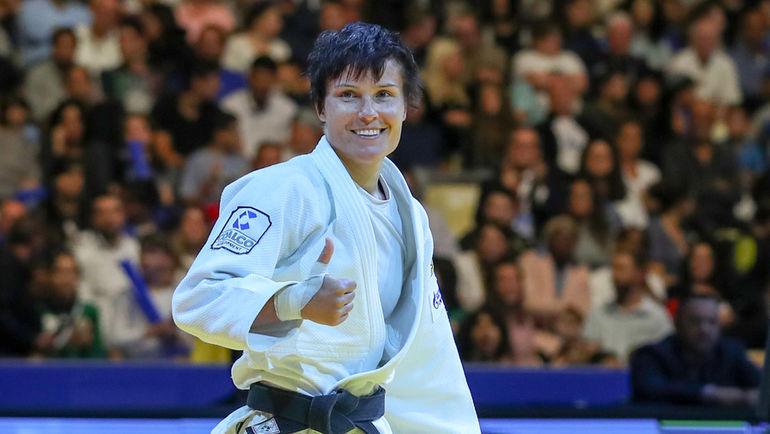 Наталья КУЗЮТИНА - четырехкратная чемпионка Европы. Фото Марина МАЙОРОВА