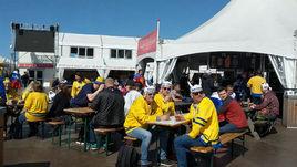 Копенгаген перед стартом чемпионата мира по хоккею