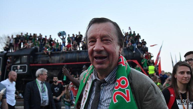 """Юрий Семин: """"Посвящаю победу болельщикам и своей семье"""""""