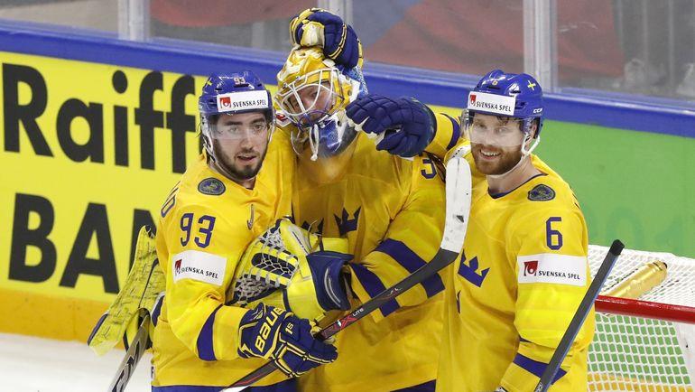 Шведская заявка на победу в группе. Чем ответит Россия?