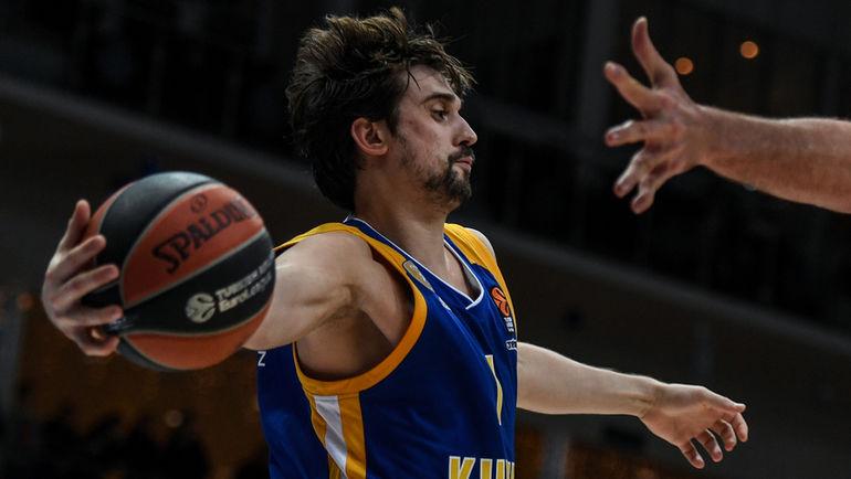 Баскетболист «Химок» признан самым результативным вЕвролиге
