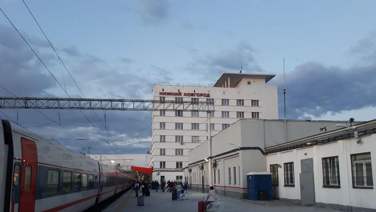 """Железнодорожный вокзал. Фото Юрий ГОЛЫШАК, """"СЭ"""""""