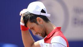 Сербская боль. Джокович показывает худшие результаты за 12 лет