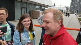 Алексей Жамнов: