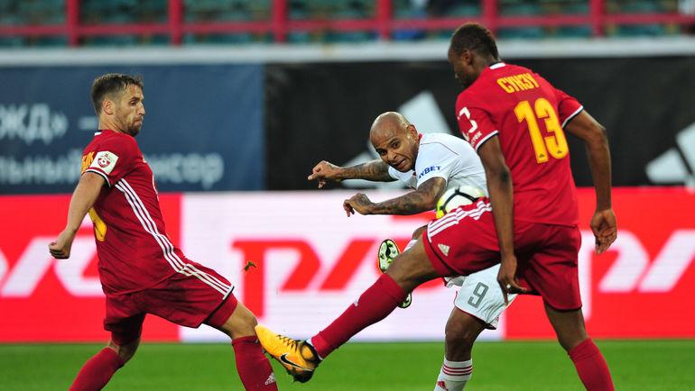 «Краснодар» попал вгрупповой этап Лиги Европы, «Зенит» начнет сквалификации