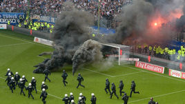 Черный день Гамбурга. Фанаты сорвались