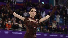Медведева выступала с травмой спины. В Пхенчхане ей помешала боль