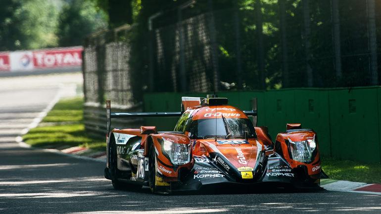 G-Drive Racing вновь добилась победы.