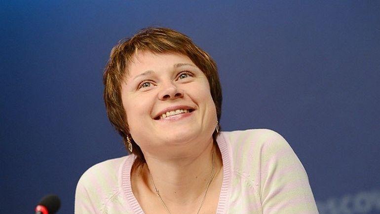 Анна БОГАЛИЙ. Фото Александр ВИЛЬФ, РИА Новости