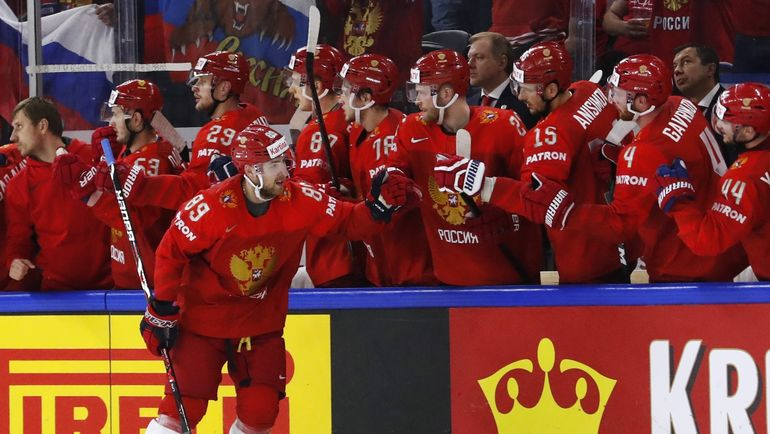 Кто сильнее: Россия или Канада? Фото REUTERS