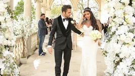 Вот это свадьба! Звезда Испании устроил праздник