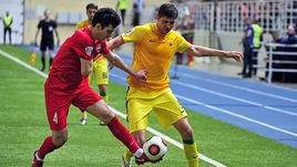 Аленичев сделал шаг к премьер-лиге.