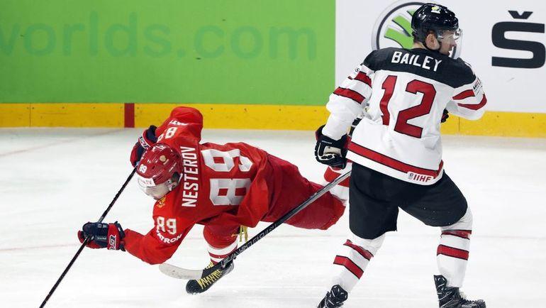 Сегодня. Копенгаген. Россия - Канада - 4:5 ОТ.
