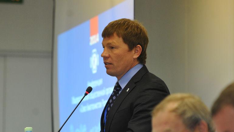 Виктор МАЙГУРОВ. Фото Татьяна ДОРОГУТИНА