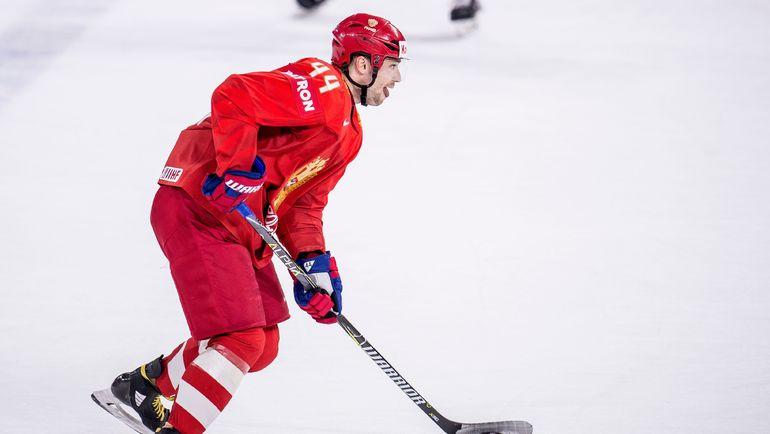 Егор ЯКОВЛЕВ. Фото AFP