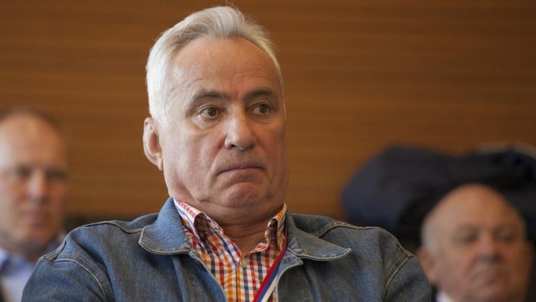 Леонид ГУРЬЕВ. Фото biathlonrus.com