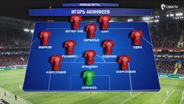 Команда мечты Акинфеева – состав ЦСКА на финал Кубка УЕФА-2004/05