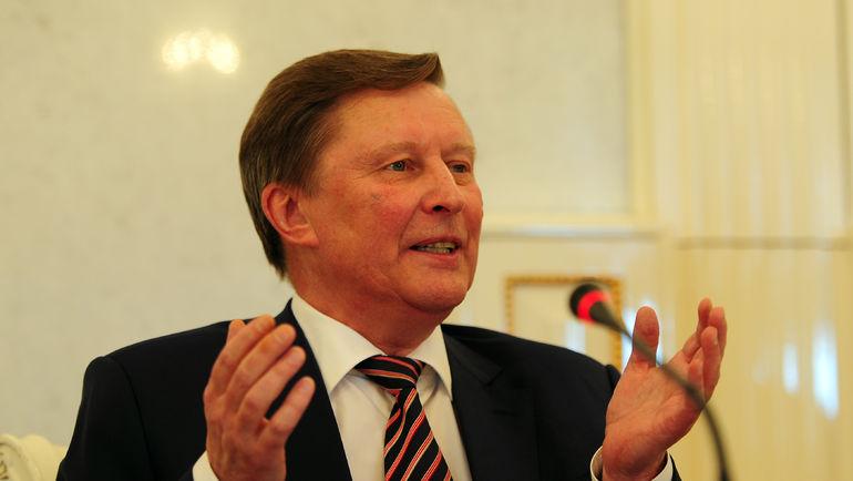 Сергей ИВАНОВ. Фото Никита УСПЕНСКИЙ