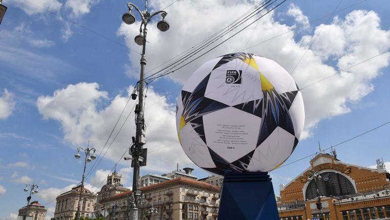Финал Лиги чемпионов - в субботу. Фото AFP