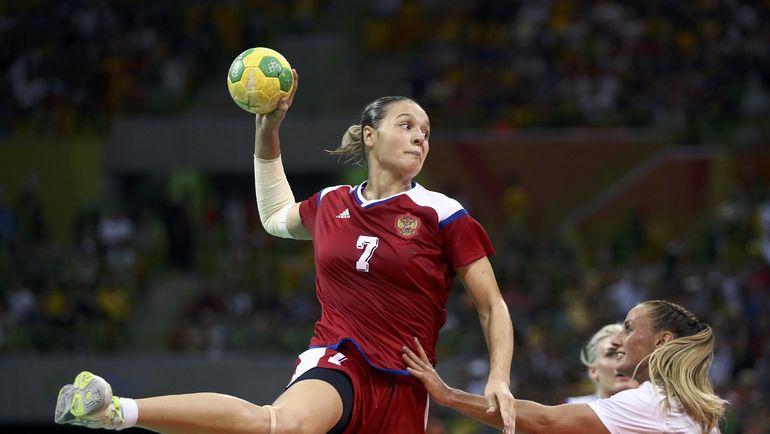 Дарья ДМИТРИЕВА. Фото REUTERS