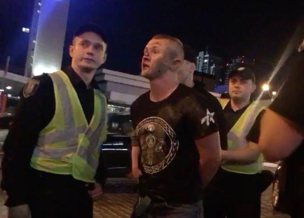 Хулиганы вКиеве напали наболельщиков «Ливерпуля», прибывших нафиналЛЧ