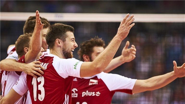 Поверженные. Российские волейболисты проиграли Польше