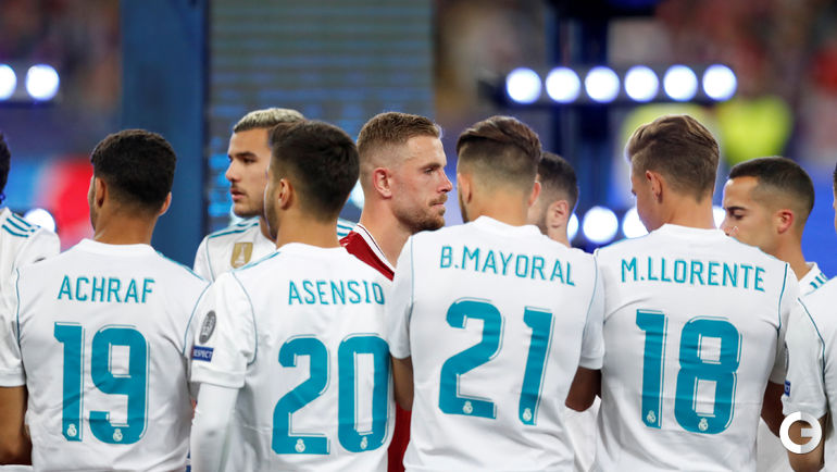 """Суббота. Киев. """"Реал"""" - """"Ливерпуль"""" - 3:1."""