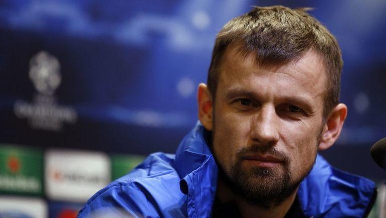 Сергей СЕМАК. Фото REUTERS
