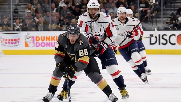 «Вашингтон» проиграл «Вегасу» впервом матче финала плей-офф НХЛ