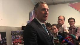 Станислав Поздняков - о своем избрании новым президентом Олимпийского комитета России