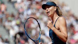 Выжившая. Шарапова открыла Roland Garros тяжелой победой