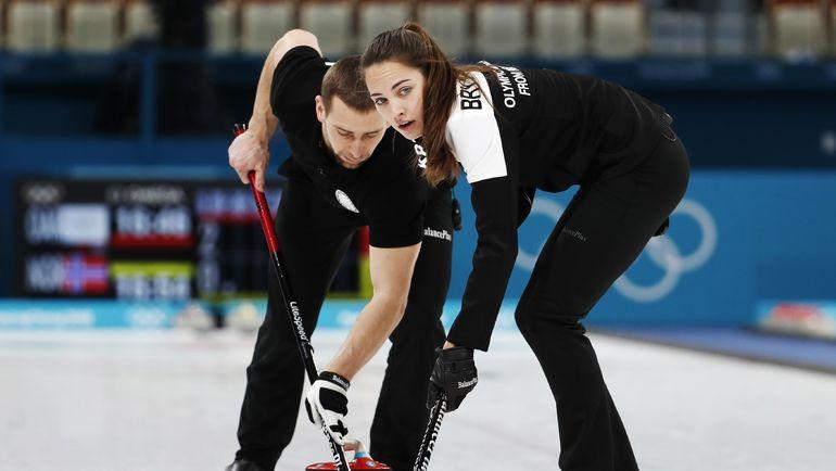 Анастасия БРЫЗГАЛОВА и Александр КРУШЕЛЬНИЦКИЙ. Фото REUTERS