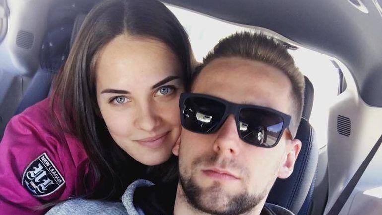 Анастасия БРЫЗГАЛОВА и Александр КРУШЕЛЬНИЦКИЙ. Фото instagram.com/a_nastasia92/