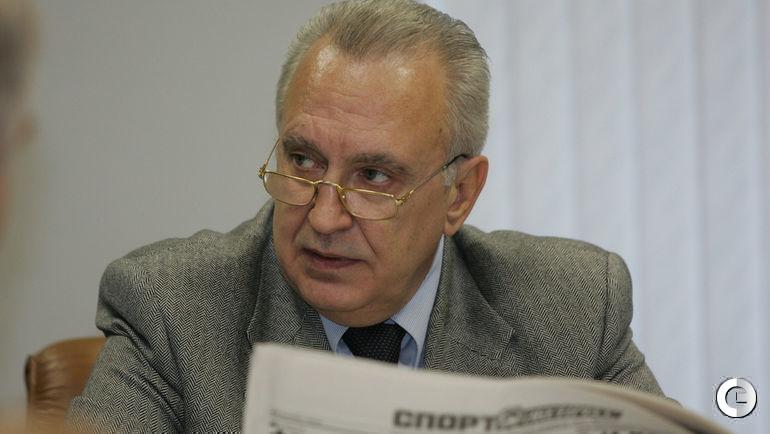 Владимир Михайлович КУЧМИЙ.