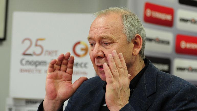 """Олег РОМАНЦЕВ. Фото Александр ФЕДОРОВ, """"СЭ"""""""