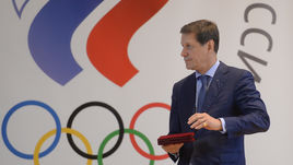 Маршал российского олимпизма