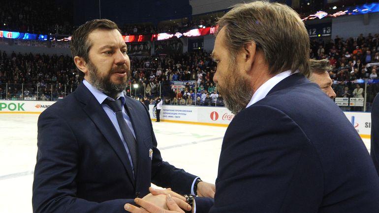 Воробьев – о сборной, СКА и Овечкине. Первое интервью после назначения