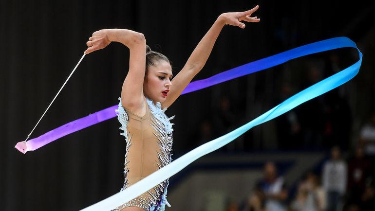 """Сможет ли Александра СОЛДАТОВА навязать конкуренцию сестрам АВЕРИНЫМ. Фото Дарья ИСАЕВА, """"СЭ"""""""