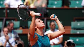 Cупердарья! Касаткина творит главную сенсацию Roland Garros