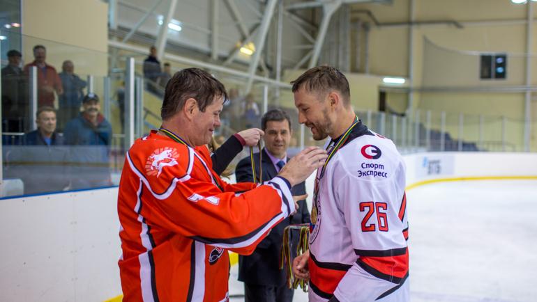В городе Туймазы прошел турнир памяти Сергея Гимаева.