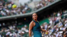 Не смогла. Касаткина покидает Roland Garros